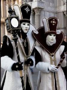 traje carnaval de venecia