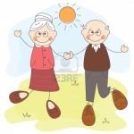 13962729-ilustracion-de-los-abuelos-felices-lindos-juntos